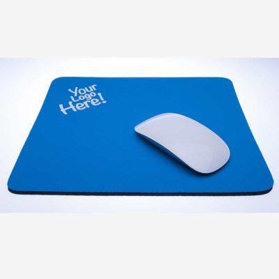 Neoprene mouse mat, large