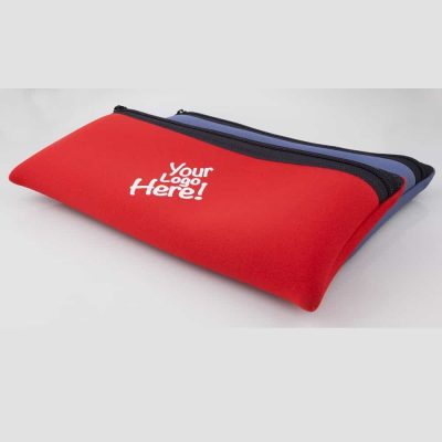 Neoprene pencil case, small & large