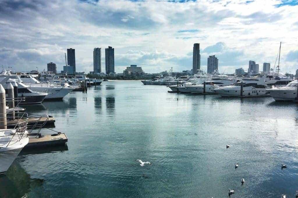 Gold Coast Waterways