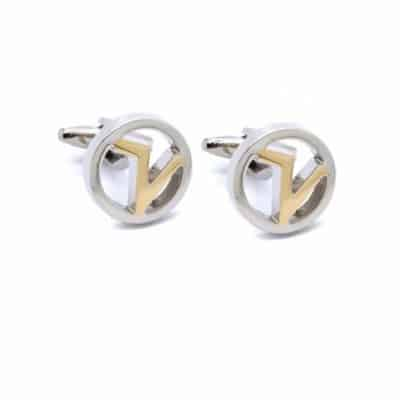 Cut Out Cufflinks