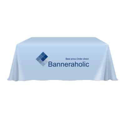 Front Logo Table Throws / Table Covers