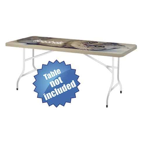 Full Colour Table Toppers