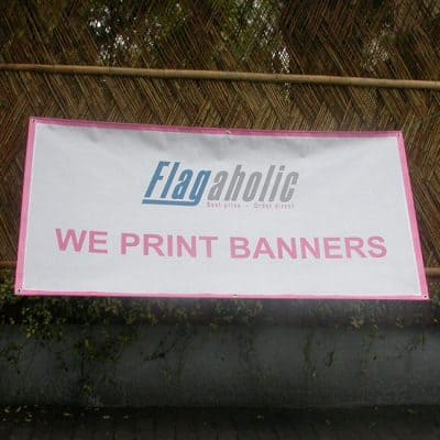 Outdoor Mesh Banners / Fence Mesh Banners