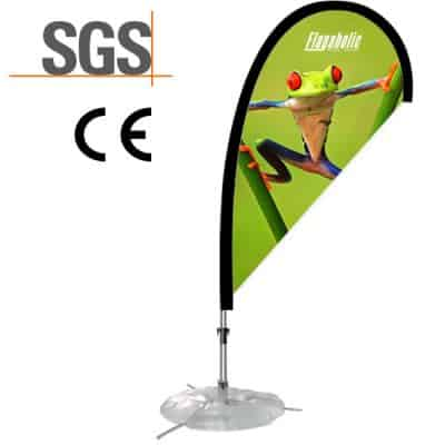 Small Teardrop Banner 1.7M / Flying Banner