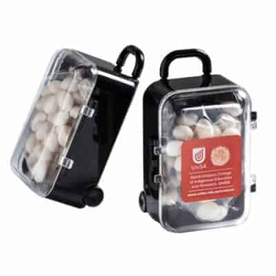 Carry-On Case with Mints 50g