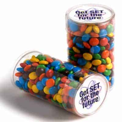Pet Tube with M&Ms 100g