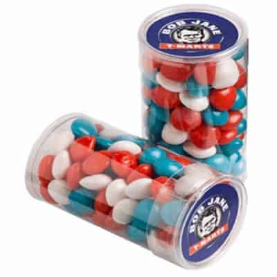 Pet Tube with Chewy Fruits 100g
