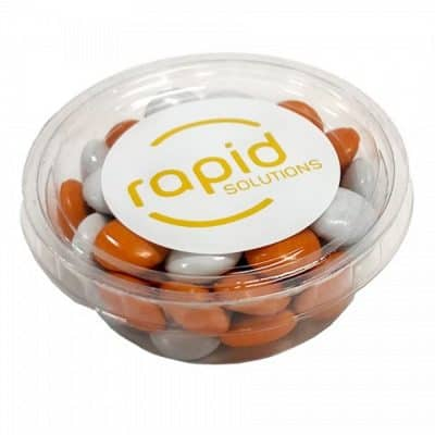 Tub filled with Choc Beans 50g