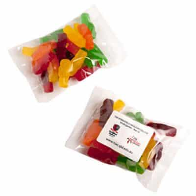 Jelly Babies Bags 100g