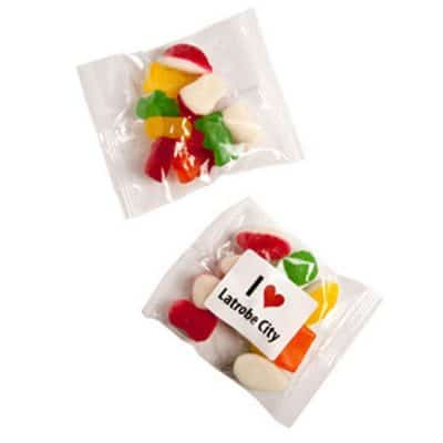 Mixed Lollies Bag 50g