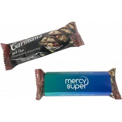 Muesli Bar with Sleeve